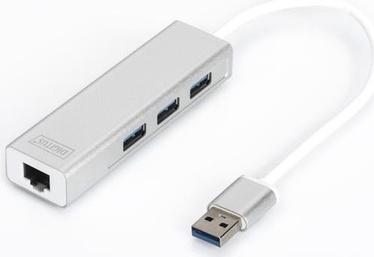 USB-разветвитель Digitus DA-70250-1, 20 см