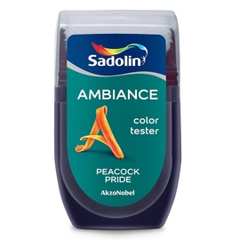 Krāsu paraugs AMBIANCE PEACOCK PRIDE 30ML