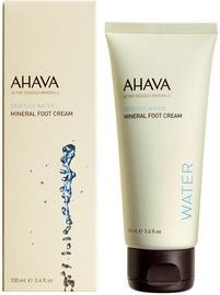 AHAVA Deadsea Water Mineral Foot Cream 100ml