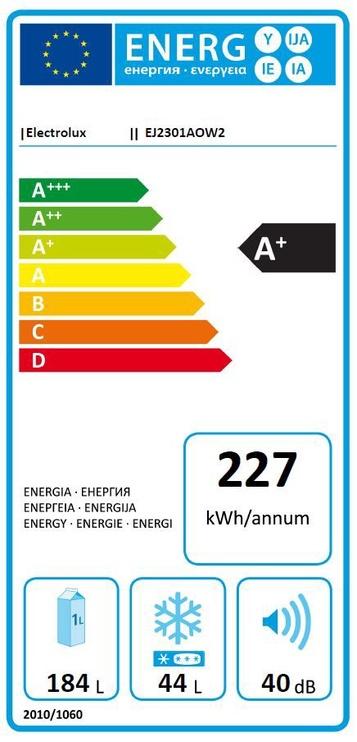 Šaldytuvas Electrolux EJ2301AOW2