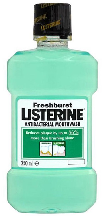 Listerine Freshburst 250ml