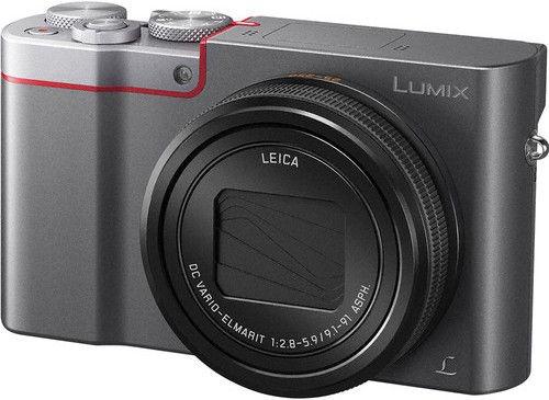 Panasonic Lumix DMC-TZ100 Silver