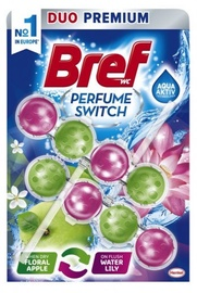 Henkel Bref Power Aktiv Floral Apple Water Lily 2x50g