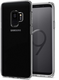 Spigen Liquid Crystal Back Case For Samsung Galaxy S9 Transparent