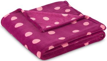 Dormeo Lana Garden Blanket Pink 120x160cm