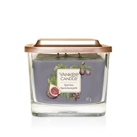 Yankee Candles Elevation Collection Fig & Clove 3-Wick Candle 347g
