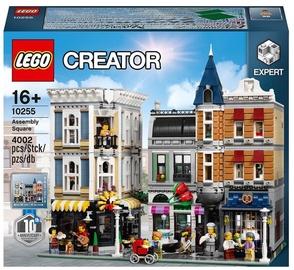 Konstruktor LEGO Creator Assamblee väljak 10255, 4002 tk
