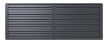 Ворота Polargos Imperial W5267, 400x150 см