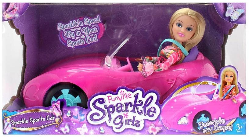 Sparkle Girlz Sparkle Sports Car 24583
