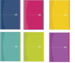 Vihik, A5, 80 lehte, erinevad värvid
