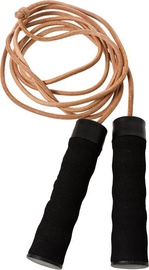 inSPORTline Rolamento Leather Skipping Rope