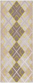 Keraminės dekoruotos plytelės Oxford 3 type 1, 5 x 20 cm