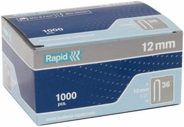 Rapid Cable 36/12mm Staples 1000pcs