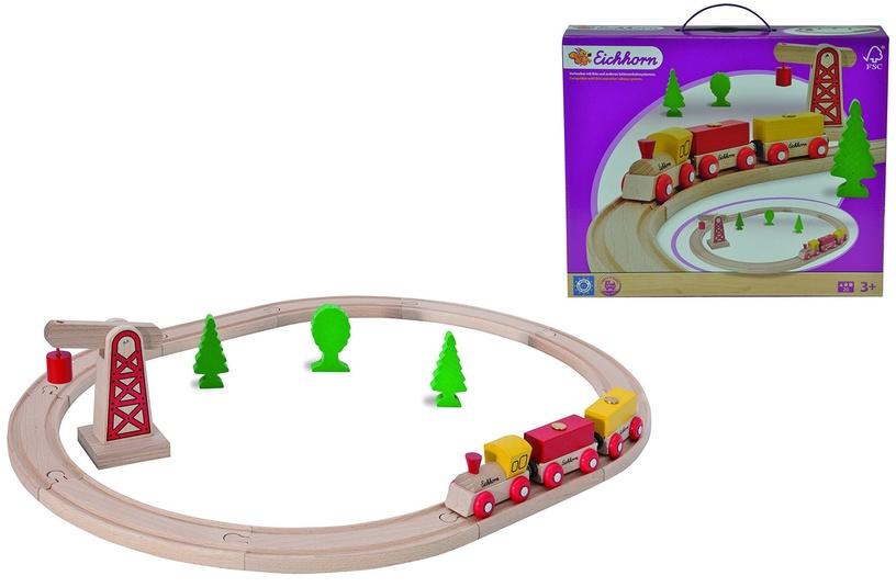 Eichhorn Oval Train Set 100001207
