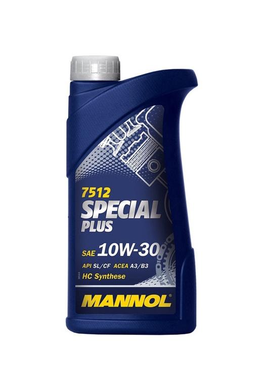 Mannol Special Plus 10W/30 Engine Oil 7512 1l