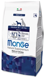 Monge Daily Line Medium Adult Rich in Chicken 12kg