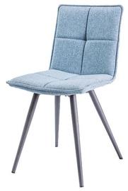 Valgomojo kėdė Signal Meble Dario Light Blue