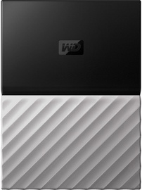 Western Digital 3TB My Passport Ultra USB 3.0 Gray WDBFKT0030BGY-WESN