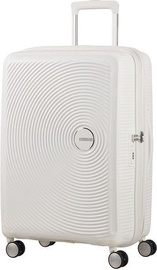 Samsonite Soundbox 67/24 White 71.5L