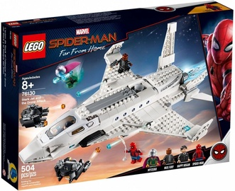 Konstruktor LEGO Super Heroes Stark Jet and the Drone Attack 76130
