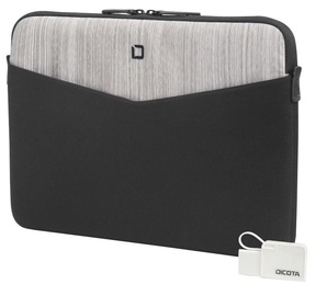 "Dicota Notebook Sleeve 13"" Black/Grey"