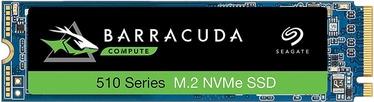 Seagate BarraCuda 510 SSD M.2 256GB ZP256CM30041