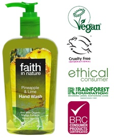 Faith in Nature Pineapple&Lime Hand Wash 300ml