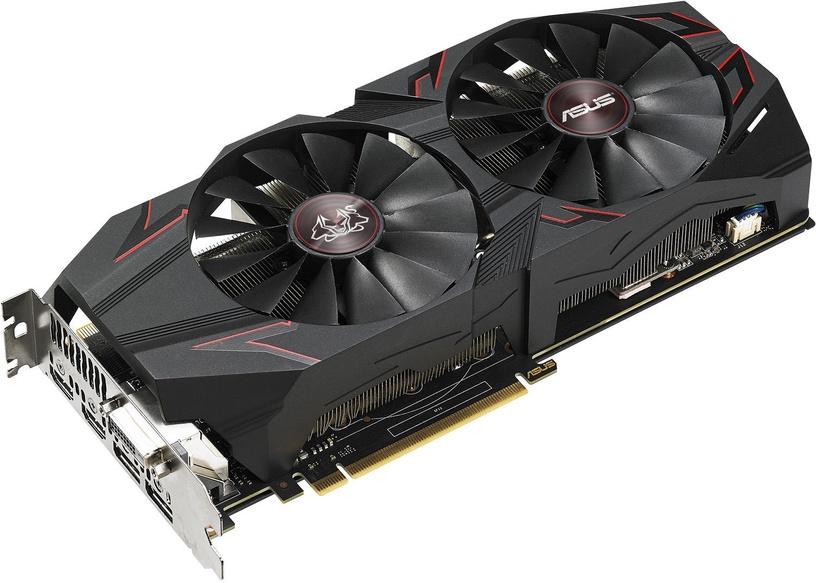 Asus Cerberus GeForce GTX 1070 Ti Advanced Edition 8GB GDDR5 PCIE CERBERUS-GTX1070TI-A8G