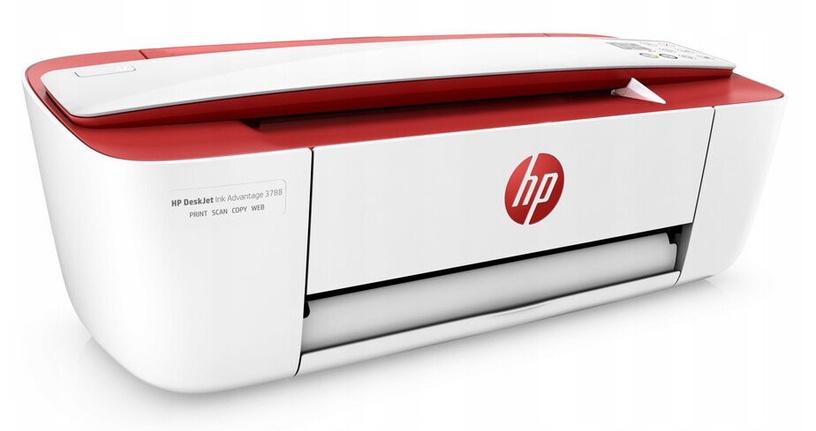 Многофункциональный принтер HP DeskJet 3788 AiO, струйный, цветной