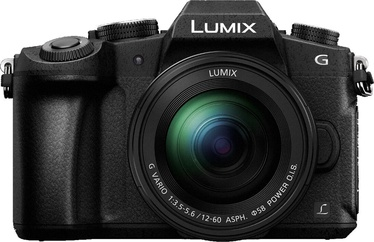 Panasonic Lumix DMC-G80W + 12-60mm + 45-200mm