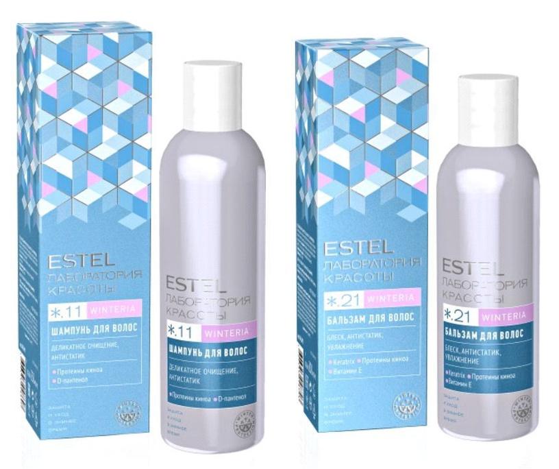 Estel Beauty Hair Laboratory Winteria Balm 200ml