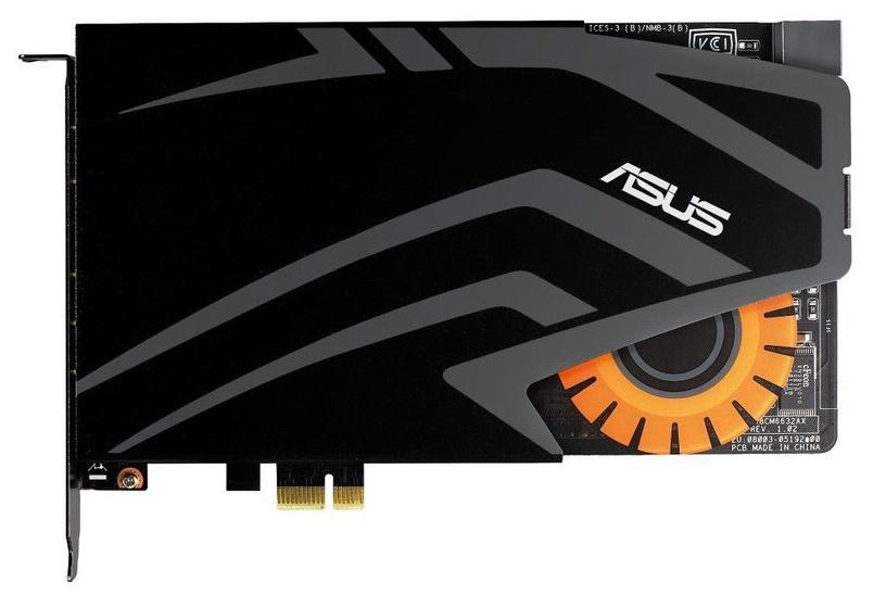 Asus Gaming Audio Card 7.1 STRIX RAID DLX with WoW Promo Code STRIX_RAID_DLX