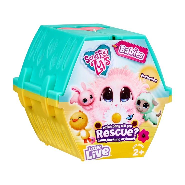 Žaislinis gyvūnėlis Scruff-a-luvs babies, 30073S