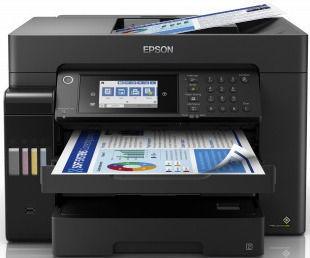 Многофункциональный принтер Epson EcoTank L15150, струйный, цветной