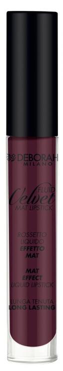 Губная помада Deborah Milano Fluid Velvet Mat 09