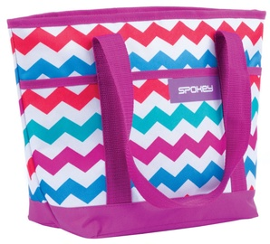 Spokey Acapulco Beach Bag Purple