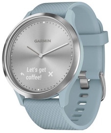 Garmin Vivomove HR S/M Sport Silver/Sea Foam