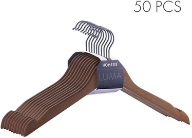 Вешалка Homede Luma Hanger Brown 50pcs