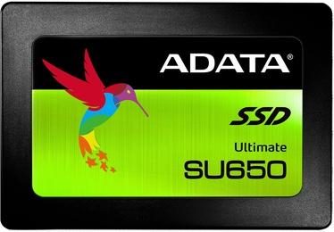 """Adata Ultimate SU650 480GB SATAIII 2.5"""" Retail ASU650SS-480GT-R"""