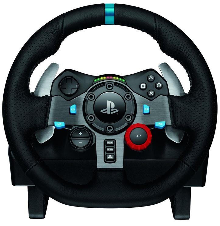 PS4 žaidimų vairas Logitech G29 Racing