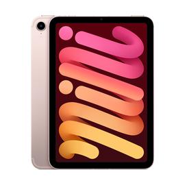 Планшет Apple iPad mini 6, розовый, 8.3″/256GB, 3G, 4G