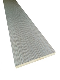 Durų staktos praplatinimas Belwooddoors, melinga creame, 55x2090x100 mm, 2.5 vnt.