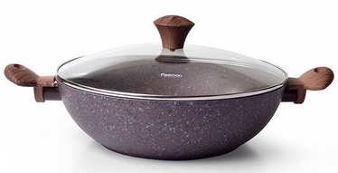 Fissman Magic Brown Wok Pan 30x9cm