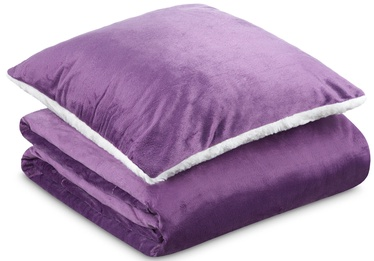 Dormeo Warm Hug 2020 Set Purple 200x200cm