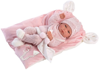 Кукла Llorens Newborn Nica Rosa 73860