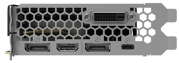 PNY GeForce RTX 2070 XLR8 Gaming OC 8GB GDDR6 PCIE VCG20708DFPPB-O
