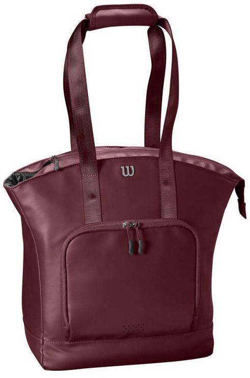 Wilson Womens Tote Purple