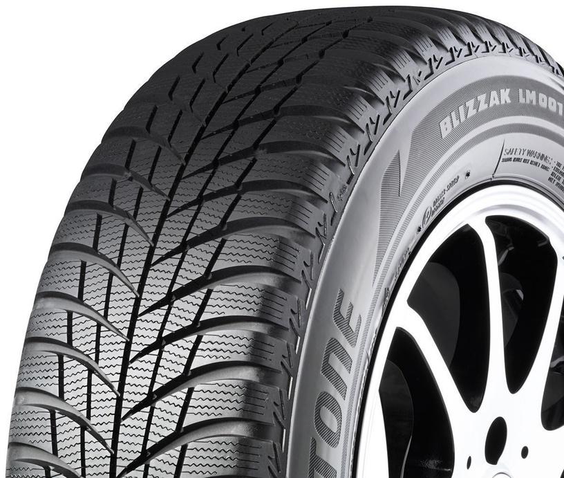 Žieminė automobilio padanga Bridgestone Blizzak LM001, 225/55 R17 97 H