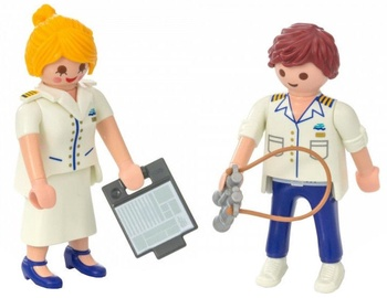 Žaislinė figūrėlė Playmobil Cruise Ship Officers 9216