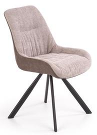 Söögitoa tool Halmar K393 Gray/Brown, 1 tk